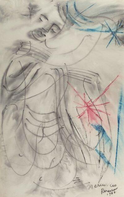 Irene Rice Pereira, 'Untitled and Mercurius (2 works)', 1965-1966