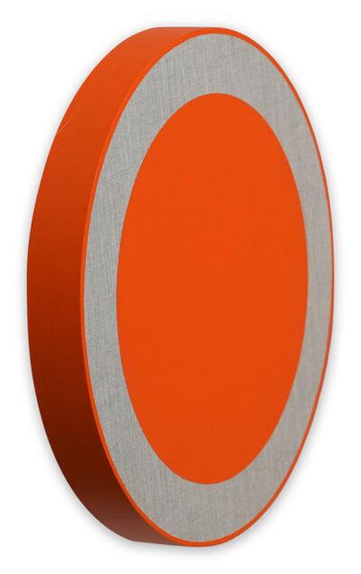 Louise Blyton, 'Circular Souls (Abstract painting)', 2020