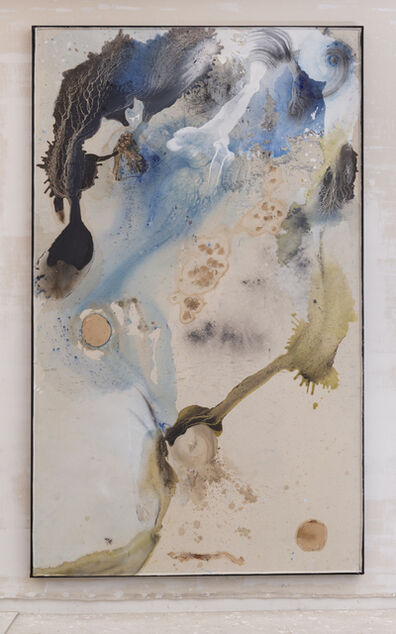 Lucy Dodd, 'To be Titled', 2016