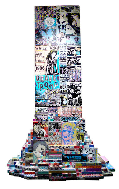 FAILE, 'FAILE Tower', 2010