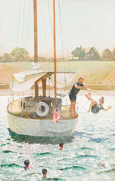 John Philip Falter, 'Sagamore Oyster Bay', 20th Century