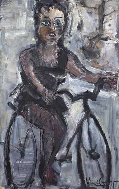 Iberê Camargo, 'Ciclista', 1989