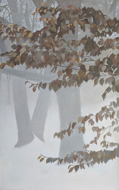 Paul Chapman, 'The Fog Comes This Way', 2018