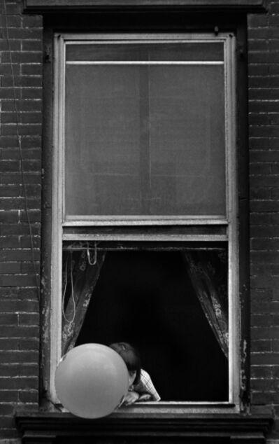Masao Gozu, '9th Avenue(Manhattan), 4pm May 26', 1976