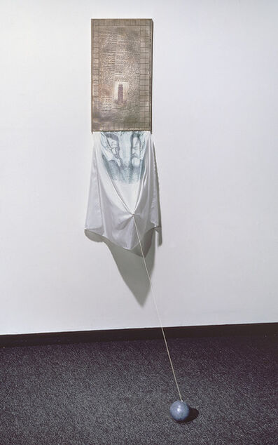 Robert Rauschenberg, 'Fifth-Force (Italy)', 1986