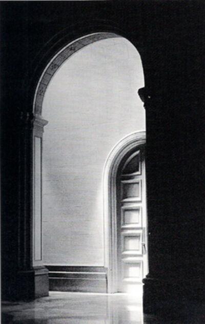 Rod Dresser, 'Door, Mission Dolores, San Francisco, California', 1987