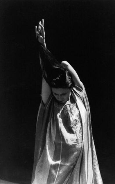 Imogen Cunningham, 'Martha Graham 3, 1931', 1981