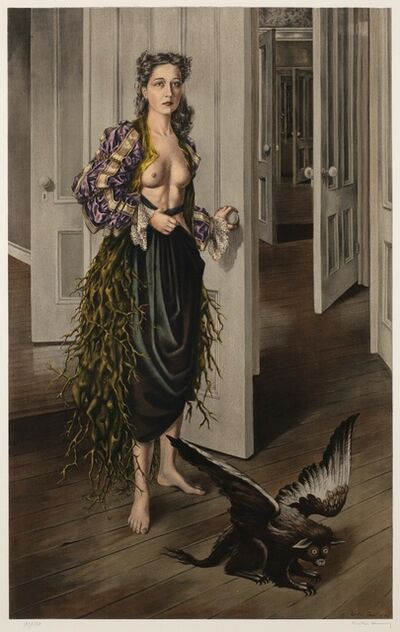 Dorothea Tanning, 'Birthday (Self Portrait at age 30, 1942)', 1970
