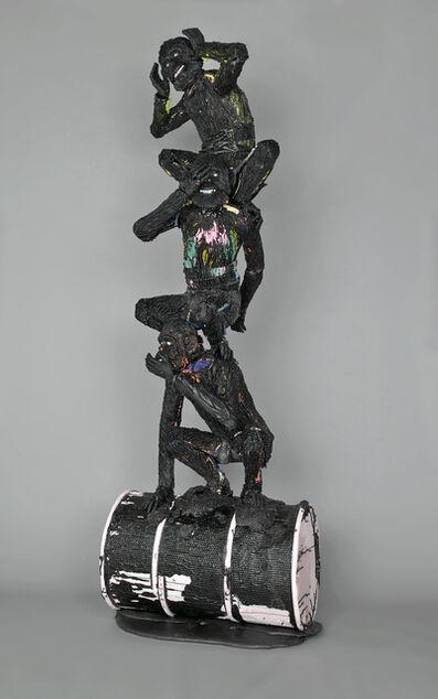 Folkert de Jong, 'Business As Usual (The Tower)', 2008