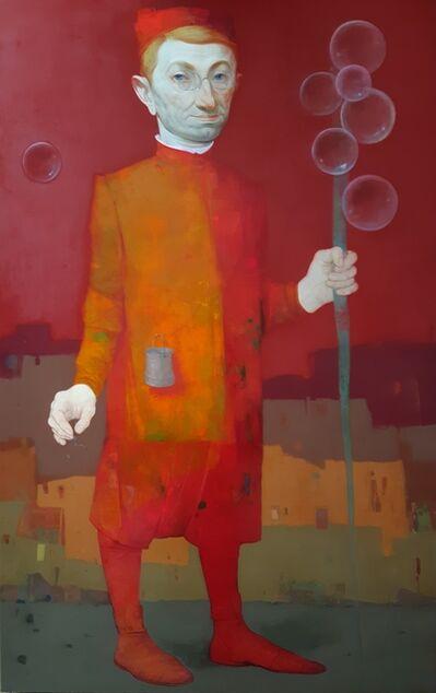 Mamuka Didebashvili, 'The Soap Bubble Seller', 2018