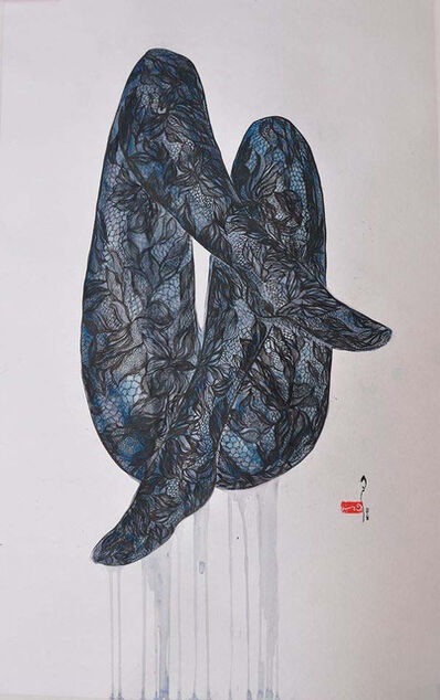 Hong Wai 洪慧, 'Feminine Landscape series, Tight 1503.', 2015
