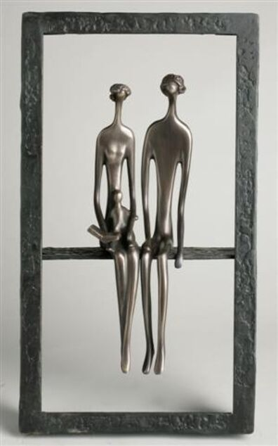 Ruth Bloch, 'Couple in Love', 2004