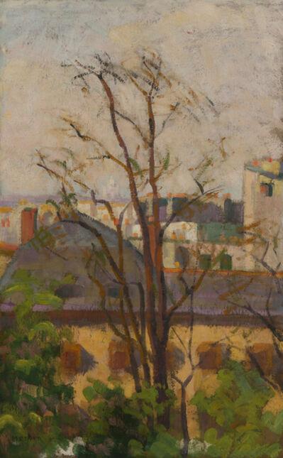 Auguste Herbin, 'Paysage à l'arbre', 1903