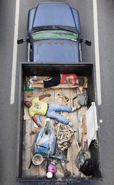 Alejandro Cartagena, 'Carpoolers #1', 2011