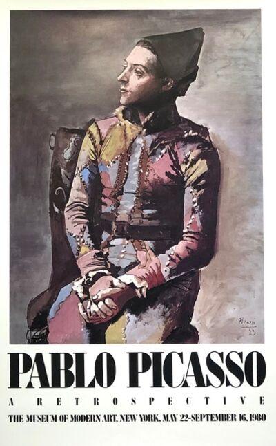 Pablo Picasso, 'Pablo Picasso: A Retrospective 1980', 1980