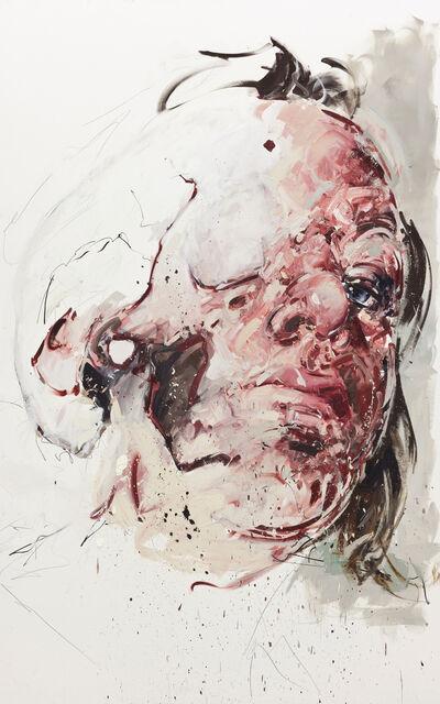 Philippe Pasqua, 'Self Portrait', 2010