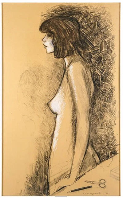 Jean-Pierre Cassigneul, 'Jeune Fille Nue', 1974