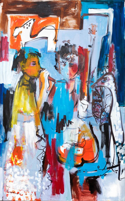 Alakananda Mukerji, 'Untited 9', 2017-18