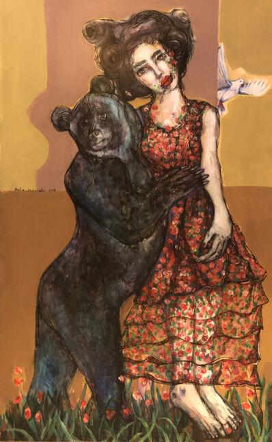 Aula Alayoubi, 'Wild Story', 2018