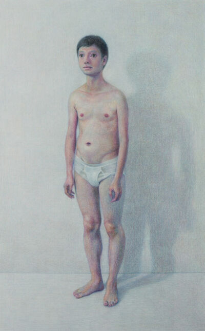 Korehiko Hino, 'Naked Body and a Shadow', 2016