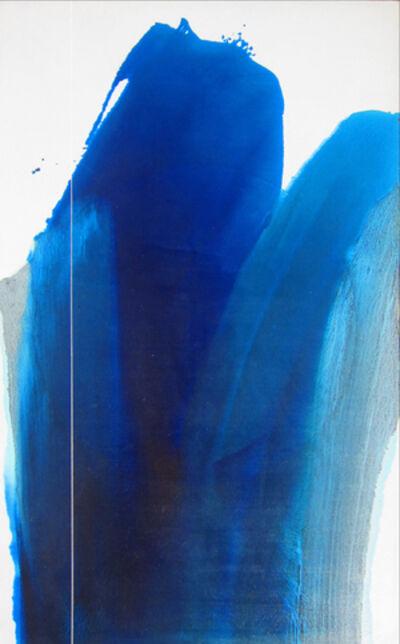 Thomas W. Benton, 'Acrylic on Canvas', 1981