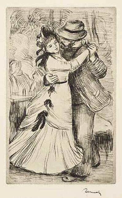 Pierre-Auguste Renoir, 'La Danse a la Campagne', 1890