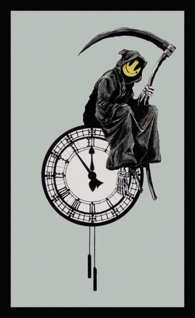 Banksy, 'Grin Reaper ', 2005