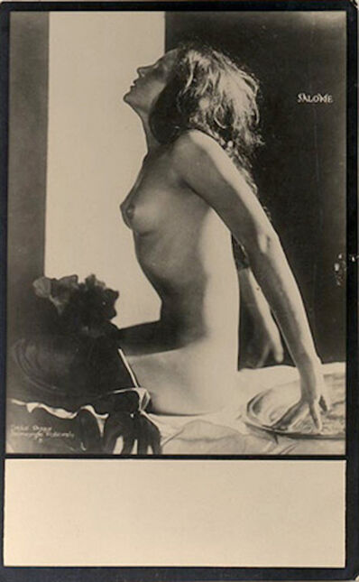 Frantisek Drtikol, 'Salome', 1920