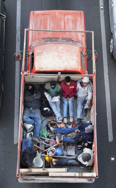 Alejandro Cartagena, 'Carpoolers #20', 2011