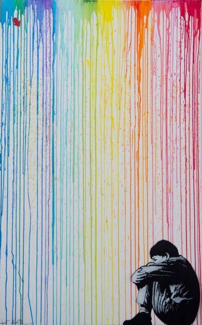 Jef Aérosol, 'SITTING KID ', 2013
