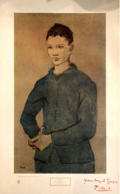 Pablo Picasso, 'Blue Boy', 1948
