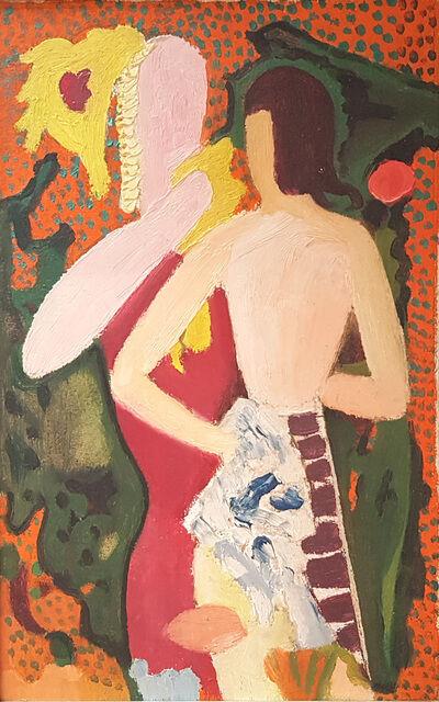 Max Ackermann, 'Untitled', 1946