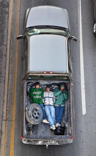 Alejandro Cartagena, 'Carpoolers #16'
