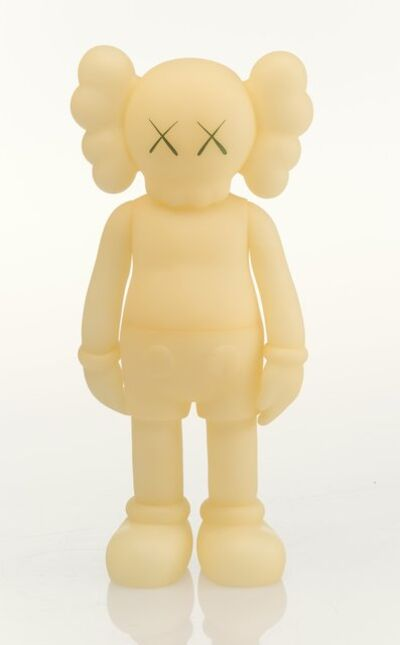 KAWS, 'Five Years Later Companion (Glow in the Dark)', 2004