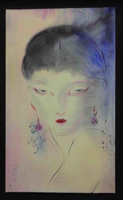 Amano Yoshitaka, 'Lady Noir 2', 2019