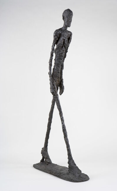 Alberto Giacometti, 'Walking Man I', 1960