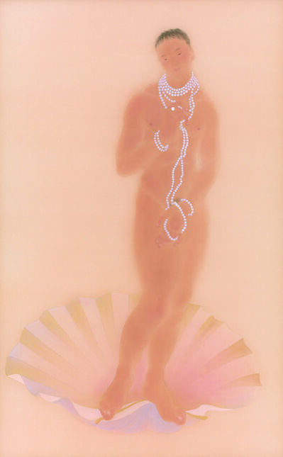 王怡然Wang Yi-Jan, '春綺思', 2003