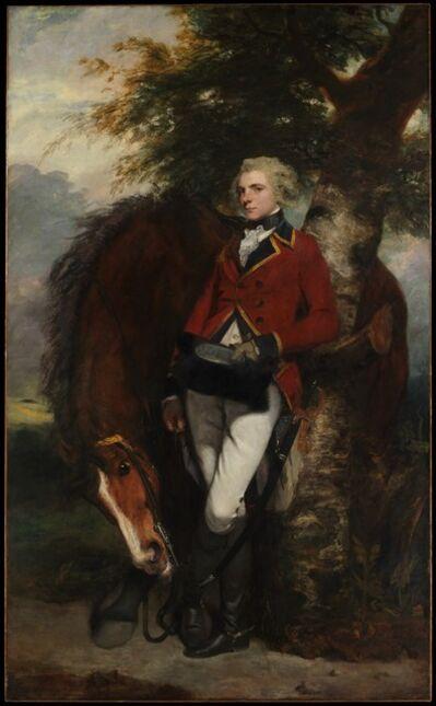 Joshua Reynolds, 'Captain George K. H. Coussmaker (1759–1801)', 1782