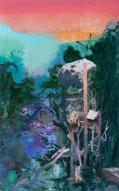 Vitaly Pushnitsky, 'Gloomy forest II', 2019