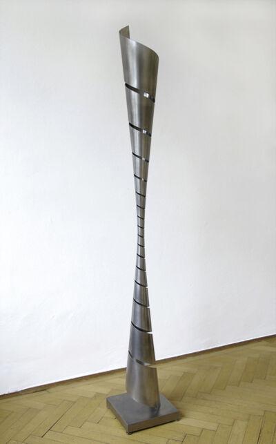 Martin Willing, 'Gestrecktes Hyperboloid, Höhenachse zehnfach', 2004