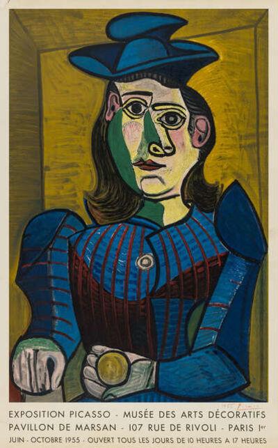 Pablo Picasso, 'Exposition Picasso, Musee des Arts Decoratifs', 1955