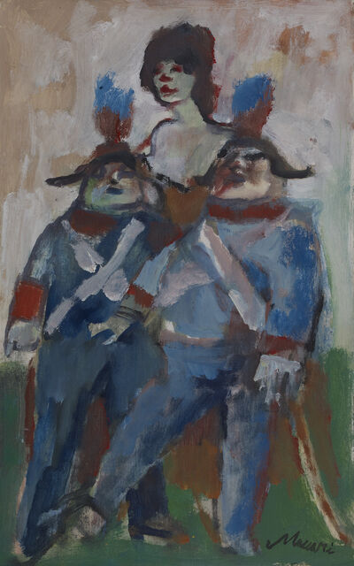 Mino Maccari, 'Carabinieri'