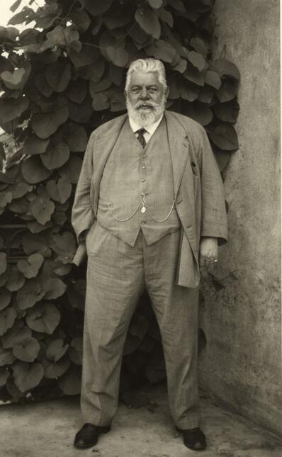 August Sander, 'Pharmacist'