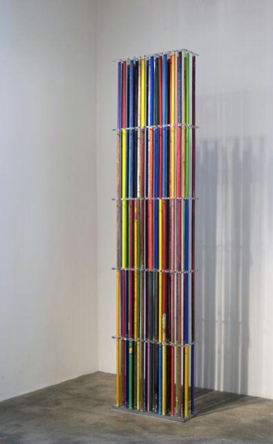 Thomas Glassford, 'Stela: Multistripe', 2007