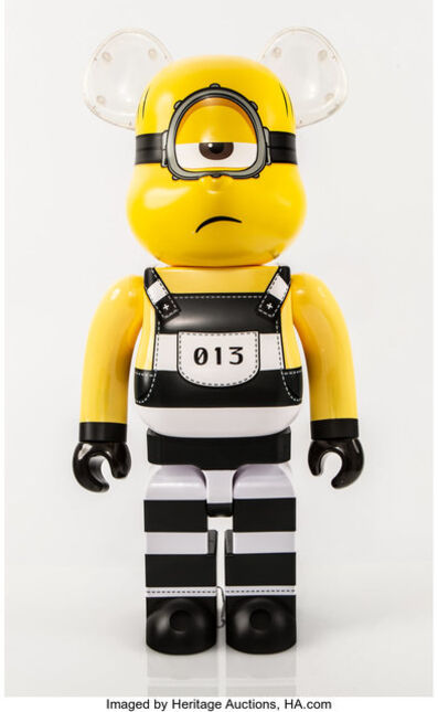 BE@RBRICK, 'Mel 1000%, from Despicable Me 3', 2018