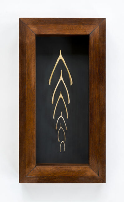 Jackie Mock, 'Wishbones', 2019