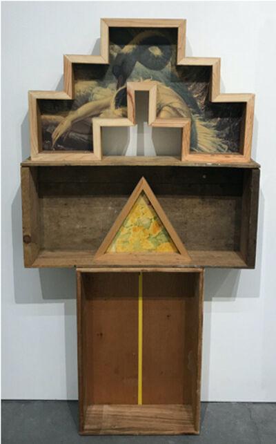 Alison Pebworth, 'Untitled 1, Cabinet Installation', 2018