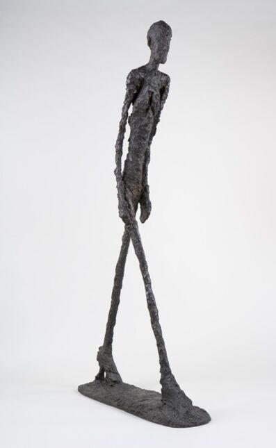 Alberto Giacometti, 'Walking Man I (Homme qui marche I)', 1960