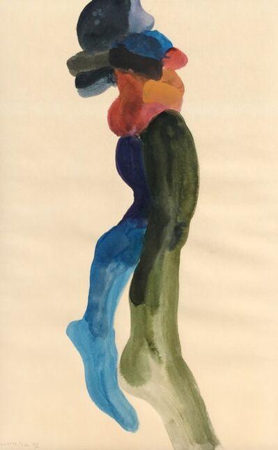 Robert Markle, 'Showgirl: Rising', 1972