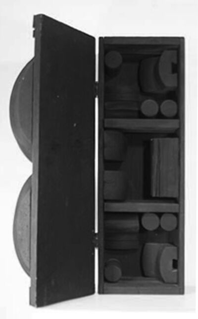 Louise Nevelson, 'Sky Case VII', 1974